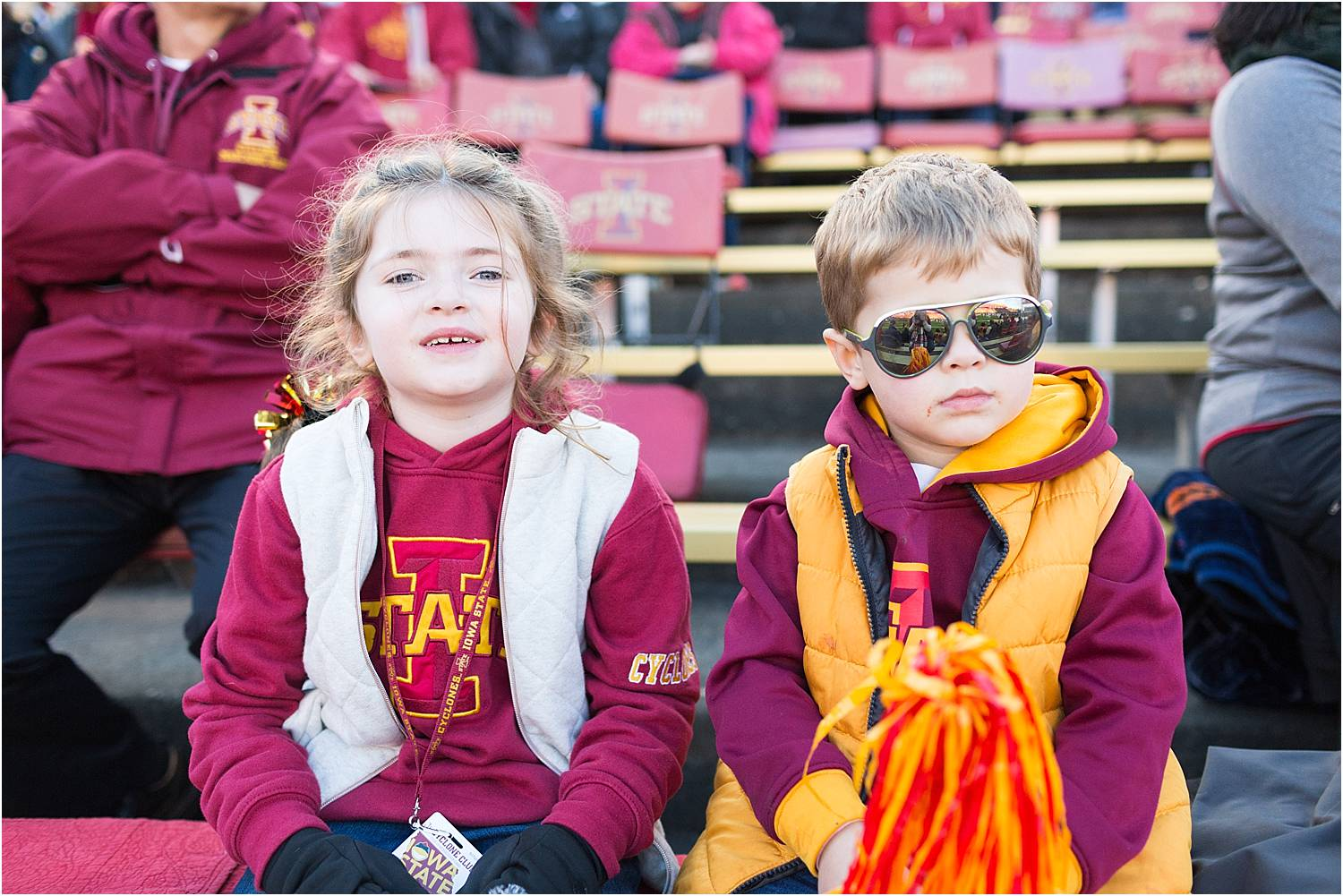 West Virgina – Cyclones and Silly Socks – MNCYFAM